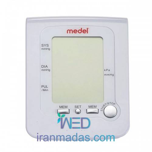 فشارسنج Display Top مِدِل (medel)