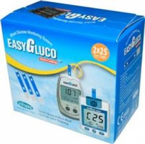 نوار تست قند خون ایزی گلوکو | EasyGluco  Easy Gluco TEST STRIP
